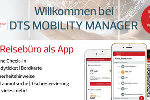 DTS Mobility Manager
